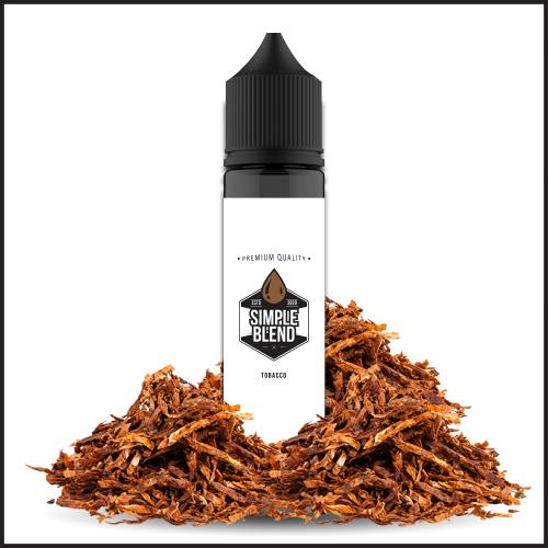 SIMPLE BLENDS TOBACCO SHOT 60 ML