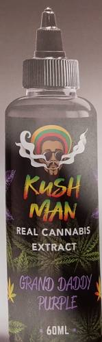 KUSHMAN GRAND DADDY PURPLE