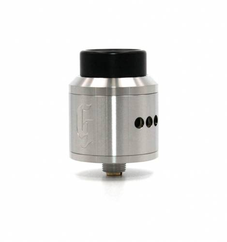 GOON RDA 25MM BY 528 CUSTOM VAPES STAINLESS STEEL