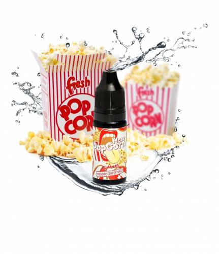 BIG MOUTH CONCENTRATE (MORE POPCORN Nicotine 0%)