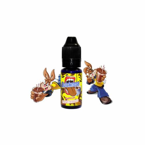 BIG MOUTH CONCENTRATE (QUICKNESS Nicotine 0%)